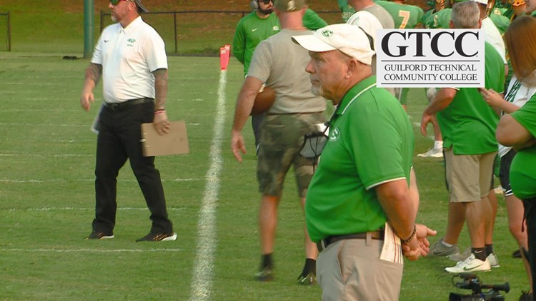 Friday Football Fever GTCC Drive of the Week