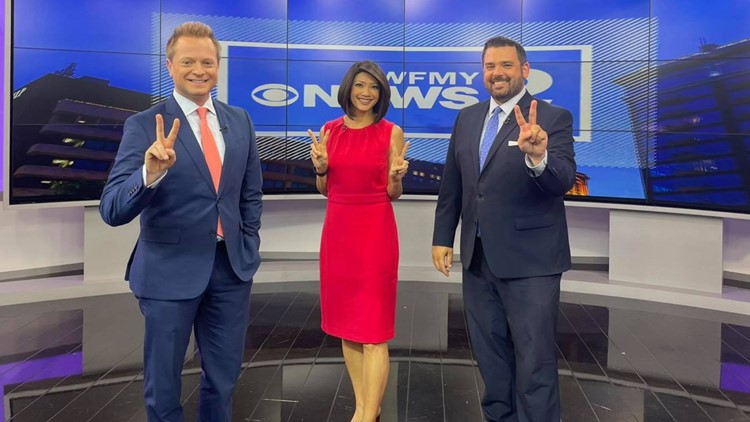 Who knew anchors standing together would be such a big deal: My 2 Cents