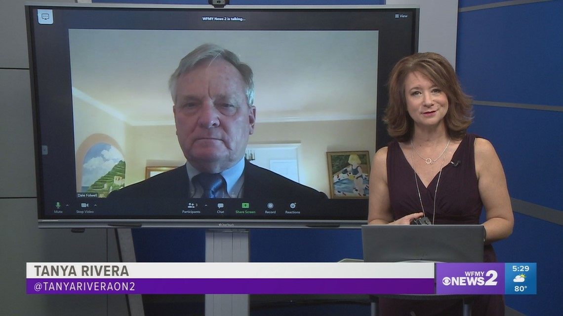 NC Treasurer Dale Folwell answers your questions: Part 1