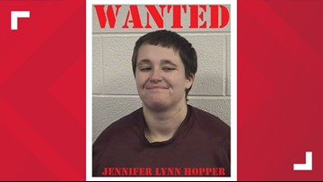Rockingham County deputies searching for wanted woman