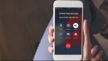 Calling 211 won't help you in an emergency: Guilford Metro 911