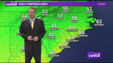 Ed Matthews' Mid-Morning Weather Update