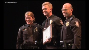 Blue Bloods: Triad Man Joins Dad, Sister on Greensboro Police Department