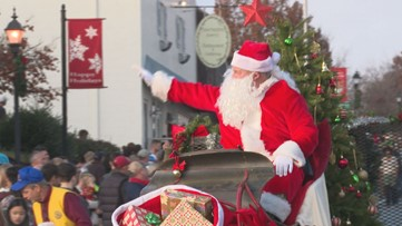 Presenting: The 2019 Jamestown Christmas Parade