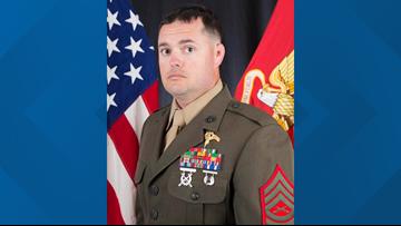 Camp Lejeune Marine killed during combat operations in Iraq