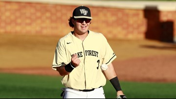 Wake Forest's Bobby Seymour Named ACC Player Of The Year