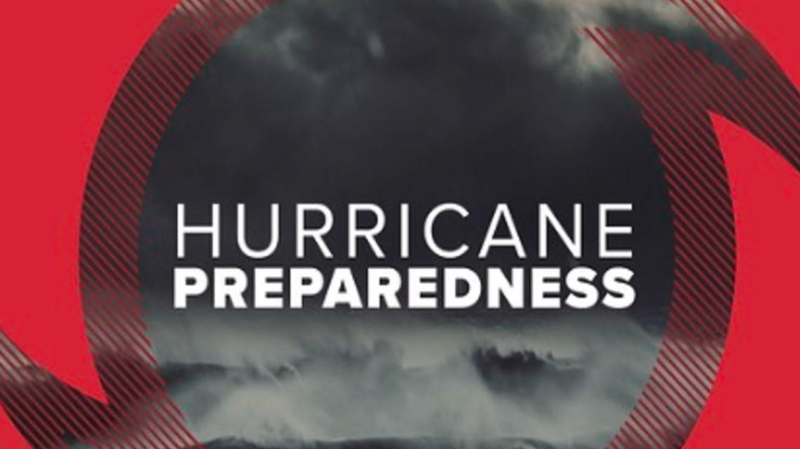 15 Things to do before a hurricane hits