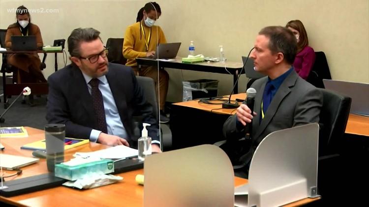 Triad experts break down what's next in Derek Chauvin trial