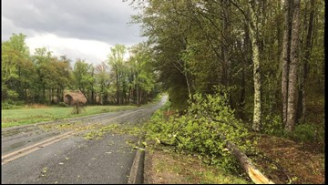 At Least 10 Tornadoes Touched Down In NC Friday, More To Be Surveyed: NWS
