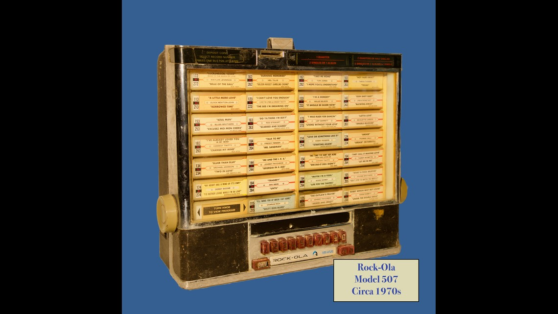 Triad man has an incredible jukebox collection