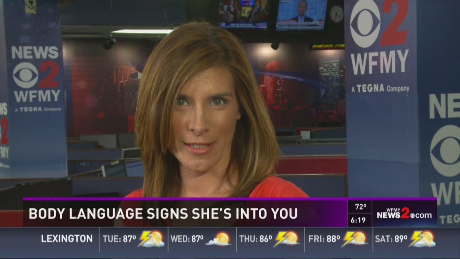 Body Language Signs Of Attraction | wfmynews2.com