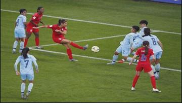 Alex Morgan Has 5 Goals As US Routs Thailand 13-0