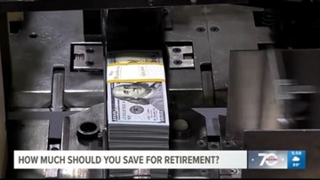 You're Probably Not Saving Enough For Retirement