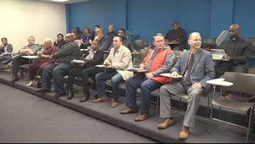 'Pastors on Patrol' training to hit the streets with Winston-Salem Police officers