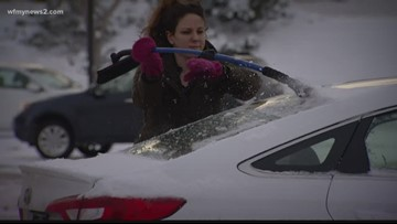 Should You Leave Your Wipers Up Or Down During Winter Weather?