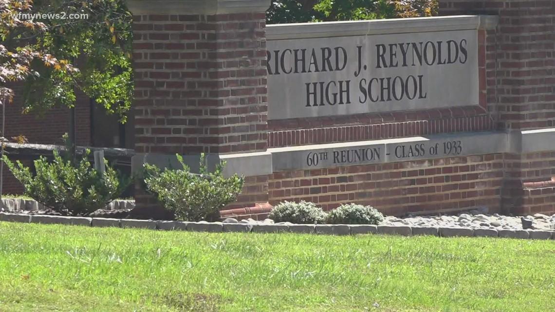 Forsyth County Sheriff's Office responds to disturbance at Reynolds High School