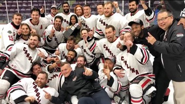 Carolina Thunderbirds Win Commissioner's Cup in Thrilling Overtime Victory