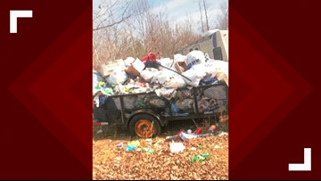 Frustrated Neighbors Dealing With Homeowner Whose Property Looks Like a Junk Yard and Smells Like a Landfill
