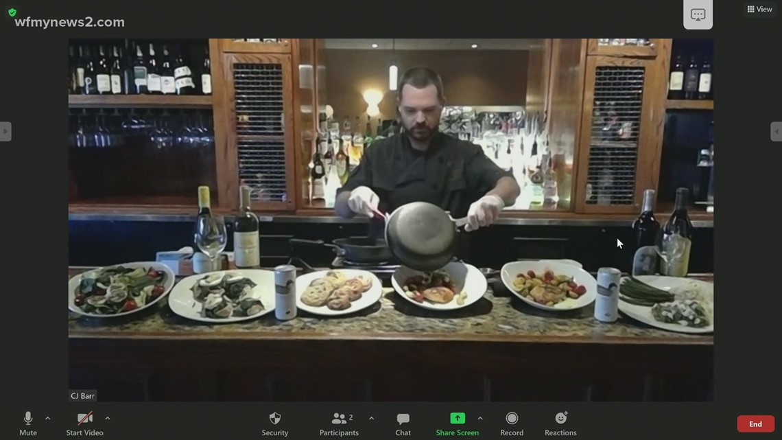 In the News 2 Virtual Kitchen: Bonefish Grill