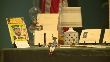 Traveling Trunks: A New Way Triad Students Are Learning About Black History