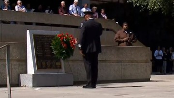 Greensboro Honors Fallen Police Officers with Memorial Service