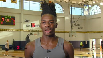 Talking Hoops With UNCG Senior James Dickey