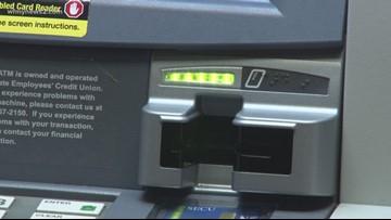 Skimmer Found on Greensboro ATM