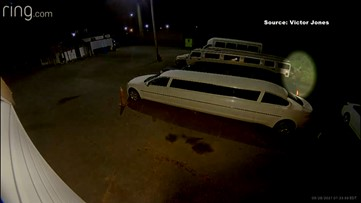 Video shows catalytic converter theft at High Point business, and it's a bigger problem citywide