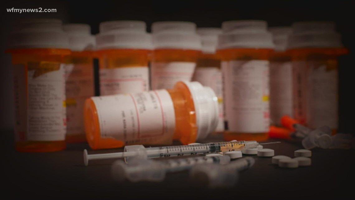 Triad first responders report spike in overdoses: Opioid Epidemic