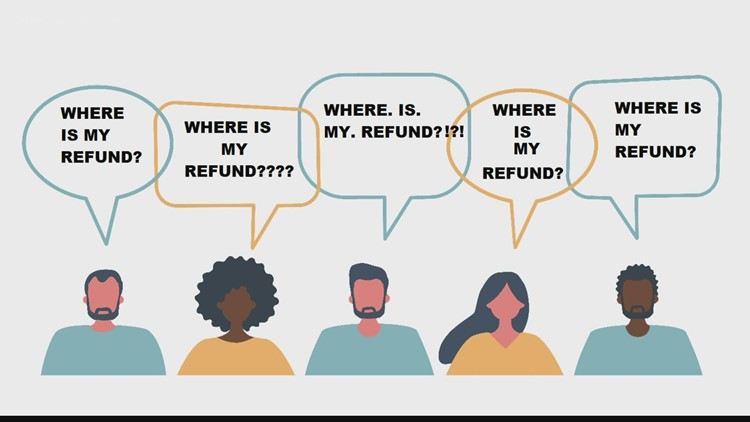 Why you may have to wait for your tax refund: 2 Wants to Know