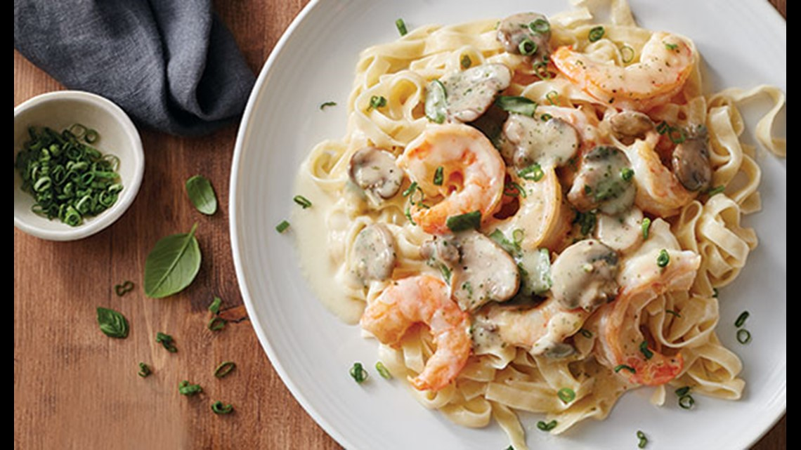 Picture Perfect Pasta with Carrabba's