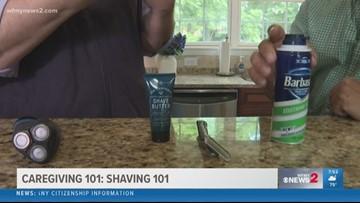 Caregiving 101: Shaving 101