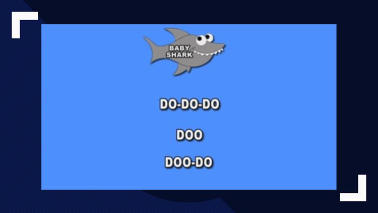 BABY SHARK VERT