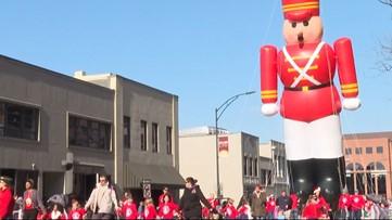 2019 Greensboro Holiday Parade