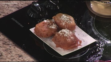 Chef Felicia is Back with Recipes from the North Carolina State Fair - Part 2