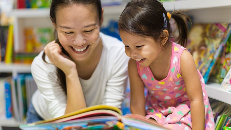 Building early literacy skills with your infant