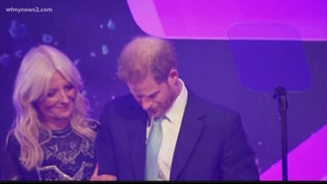 Duke of Dads: Prince Harry Cries While Giving Speech About Children