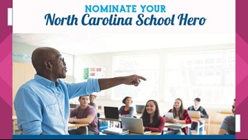 Triad School Teachers Among Highest Vote Getters In NC Lottery School Heroes Recognition Campaign