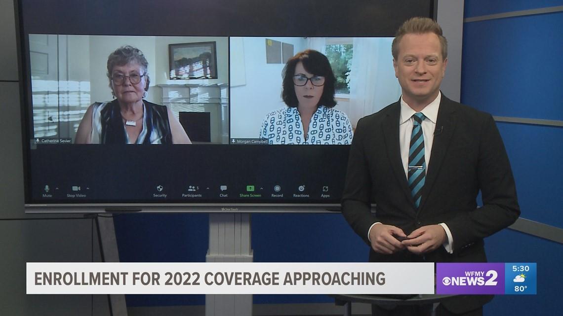 Medicare opening enrollment opens for 2022: Part 1