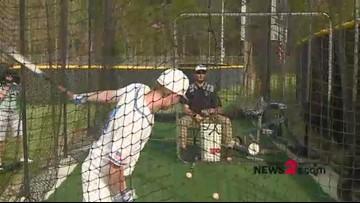 Tyler Bova Returns to Baseball Since Crash