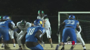 Friday Football Fever: Southwest Guilford at Dudley
