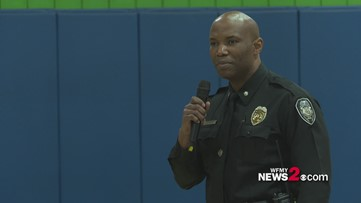 Greensboro community talks future with new police chief