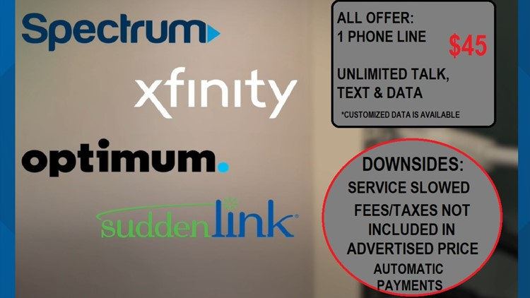 Want to cut your cell phone bill? Try your internet provider, really.