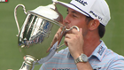 J.T. Poston Wins Wyndham Championship for First PGA Tour Victory