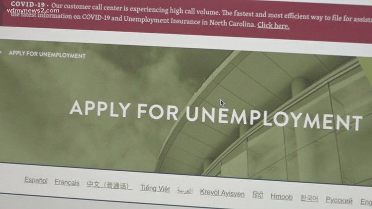 Yes, you are now required to search for work if you're receiving unemployment benefits in NC