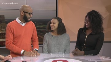 Community brings fathers and daughters together for a fun night out