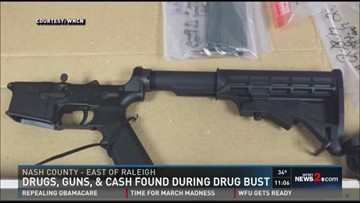 15 Arrested in Cocaine Trafficking Bust in NC | wfmynews2 com