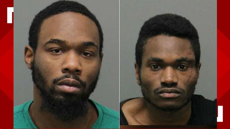 Men Suspected in Shooting of Raleigh Officer