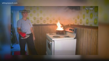 Home fire prevention and safety tips amid coronavirus pandemic
