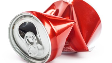 How much soda is OK? One 12-ounce soda a day can impact heart health.